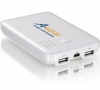A-Solar AL-300 Mobile Power Bank Pro 18,5 WH (5000 mAh) White
