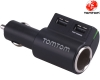 TomTom High Speed Multi Car Charger (1x Sigarettenplug + 2x USB)