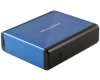 Powerocks Magic Cube Mobile Powerbank Battery Pack 12000mAh Blue
