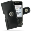 PDair Leather Case Tas voor Nokia E66 - POUCH | Horizontaal