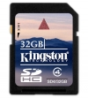 Kingston 32GB Secure Digital Card Class 4 (SDHC-Kaart) | SD4/32GB