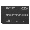Sony 8GB Memory Stick Pro Duo zonder Duo Adapter - MSXM8GSX