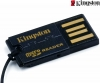 Kingston USB 2.0 MicroSD KaartLezer / Card Reader | FCR-MRG2