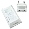 HTC USB Travel Charger / AC Adapter Unit TC P300 Origineel White