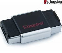 Kingston MobileLite G2 USB 2.0 Multi Card Reader 9in1 KaartLezer