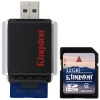 Kingston 32GB SDHC Card Class4 + MobileLite G2 USB Card Reader