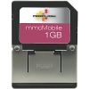 MaxFlash 1GB MMC Mobile RS Multi Media Card Dual Voltage (RS-MMC)