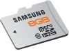 Samsung 8GB MicroSDHC Card Plus Class 10 Extreme Speed (24MB/s)