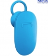 Nokia BH-112 Bluetooth Headset Blauw Cyan (Multipoint, Oorhaak)