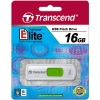 Transcend 16GB JetFlash 530 USB 2.0 Flash Drive (Capless Design)