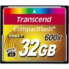 Transcend 32GB Compact Flash Ultimate 600x (Read/Write 90MB/s)