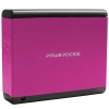 Powerocks Magic Cube Mobile Powerbank Battery Pack 9000mAh Pink