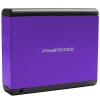 Powerocks Magic Cube Mobile Powerbank Battery Pack 9000mAh Purple