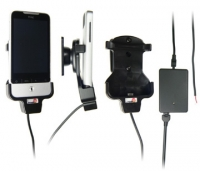 BRODIT Actieve Houder Fixed / Molex 2A Charger voor HTC Legend