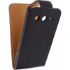 Xccess PU Leather Flip Case voor Huawei Ascend G525 - Zwart