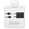 Samsung Fast Charge 15W Travel Adapter + USB Type-C naar A kabel