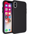 Eiger North Case Dual Layer - Apple iPhone XS Max (6.5'') - Zwart