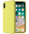 "So Seven Smoothie Silicone Case - iPhone 7/8 (4.7"") - Geel"