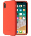 "So Seven Smoothie SiliconeCase - iPhone X/XS (5.8"") - Oranje"