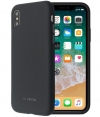 "So Seven Smoothie Silicone Case - Apple iPhone XR (6.1"") - Zwart"