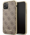 Guess 4G Hard Case - Apple iPhone 11 Pro Max (6.5'') - Bruin