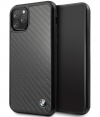 BMW Carbon Hard Case - Apple iPhone 11 Pro (5.8'') - Zwart