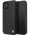BMW Signature Smooth HardCase - Apple iPhone 11 (6.1'') - Zwart