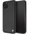 BMW Signature Smooth Hard Case iPhone 11 Pro Max (6.5'') - Zwart