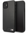BMW M-Line Smooth Hard Case - Apple iPhone 11 (6.1'') - Zwart