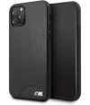 BMW M-Line Smooth Hard Case - Apple iPhone 11 Pro (5.8'') - Zwart