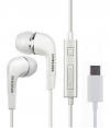 Samsung Stereo Headset EHS64 White USB-C Connector Bulk