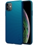 Nillkin Frosted Shield Hard Case Apple iPhone 11 (6.1'') - Blauw