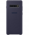Samsung Galaxy S10+ / Silicone Cover EF-PG975TN Origineel - Navy