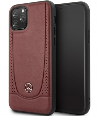 Mercedes-Benz New Urban Hard Case - iPhone 11 Pro (5.8'') - Rood