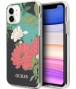 "Guess Shiny Flower Hard Case Apple iPhone 11 (6.1"") - Design N.1"