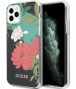 "Guess Shiny Flower Hard Case iPhone 11 Pro (5.8"") - Design N.1"