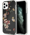 "Guess Shiny Flower Hard Case iPhone 11 Pro (5.8"") - Design N.4"