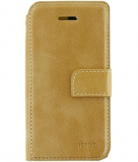 Molan Cano Issue Wallet Book Case - Samsung Galaxy A41 - Goud