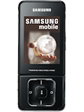 Samsung SGH-F500 Ultra Video