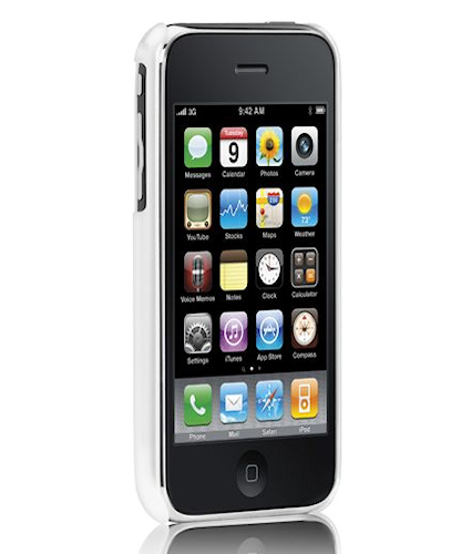 how to fix iphone 3g white screen
