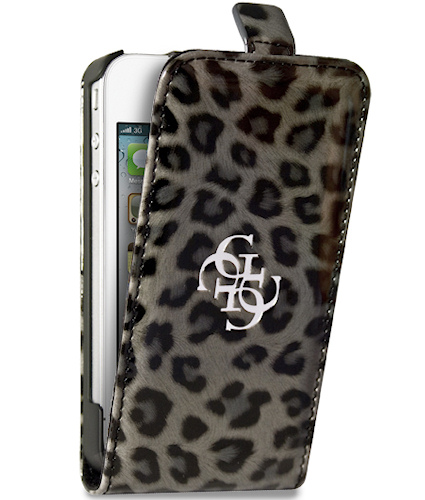 Guess Hoesje Iphone 4 Zwart