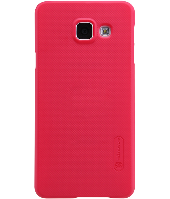 Nillkin Frosted Shield Hard Case Samsung Galaxy A3 (2016) - Rood